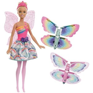 Barbie Dreamtopia - Flying Wings Fairy Doll (FRB08)