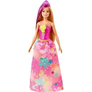 Barbie Dreamtopia - Princess Doll with Pink Tiara (GJK13)