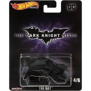 Hot Wheels Batman the Dark Knight Rises - The Bat