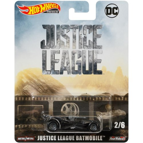 Hot Wheels Justice League - Justice League Batmobile