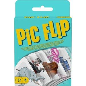 Countdown Pic Flip - Kaartspel