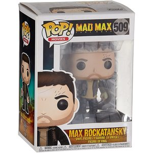 Mad Max Funko Pop - Max Rockatansky - No 509