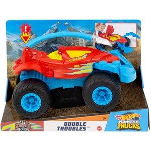 Monster Jam Double Troubles - Monster Trucks - Scorpedo