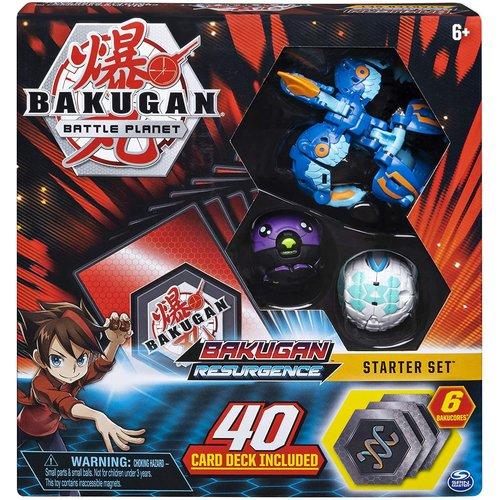 Bakugan Resurgence - Starter Set - Aquos Pyravian