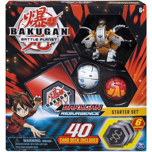 Bakugan Resurgence - Aurelus Nobilious