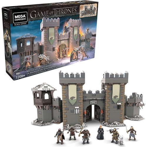 Game of Thrones Mega Construx Game of Thrones Battle of Winterfell