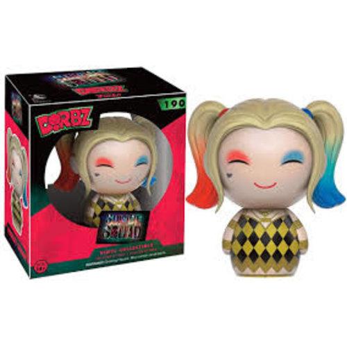 DC Comics Funko Dorbz - Harley Quinn - No 190 - SALE