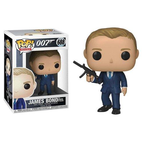 James Bond Funko Pop - James Bond - No. 688