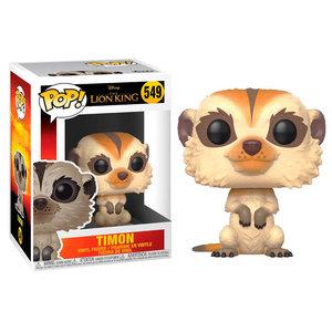 Disney Funko Pop - Timon - No 549