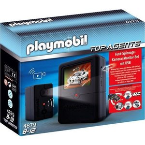 Playmobil Top Agents - 4879 - Spying Camera Set - SALE