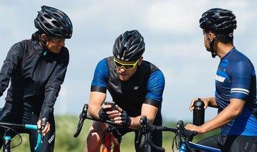 Begin maar vast te trappen: de nieuwe AGU fietskleding is binnen