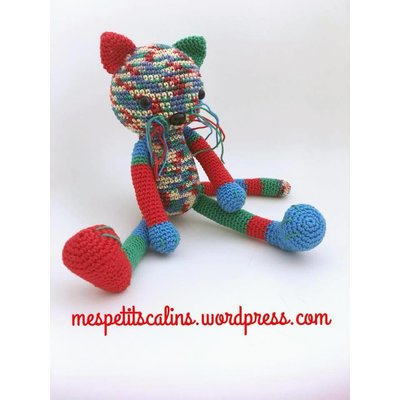 Mes petits Câlins Stuffed animal KAT