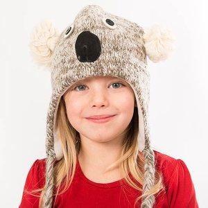 Knitwits Animal hat KIRBY the koala
