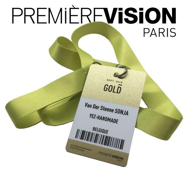 Onze trip naar de grote stoffenbeurs Première Vision in Parijs