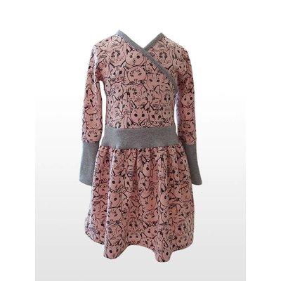 YEZ-Handmade Dress tess