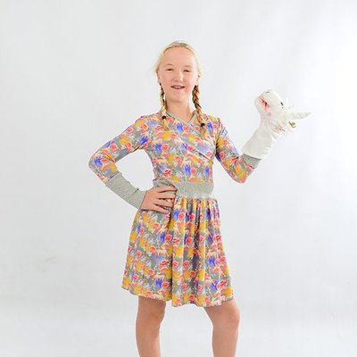 YEZ-Handmade Dress MILA