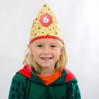 YEZ-Handmade Birthday crown PIEN
