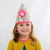 YEZ-Handmade  Birthday crown BILLY