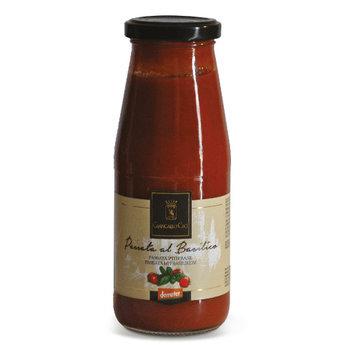 Passata met basilicum 446 ml.