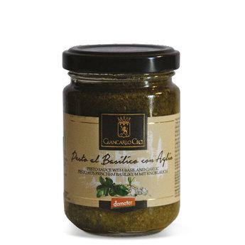 Pesto basilicum & knoflook
