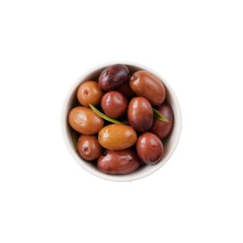 Leccino olijven in extra vergine olijfolie 180 gr.