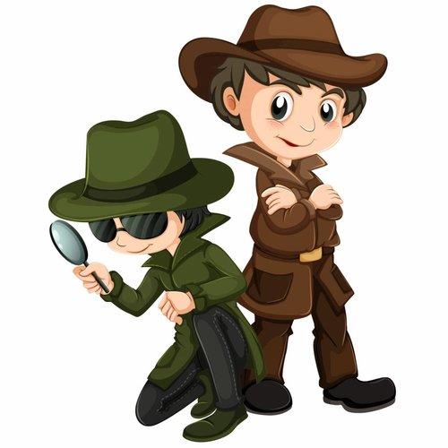 Detectives kinderfeestje