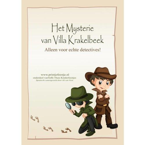 Speurtocht Detectives