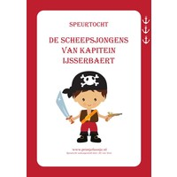 Speurtocht Piraten