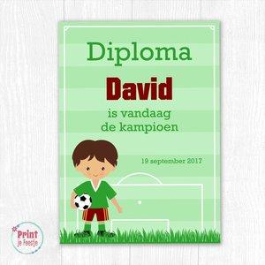 Voetbal Diploma