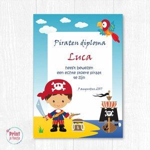 Piraten Printables Voor Verjaardag Of Feestje Print Je Feestje