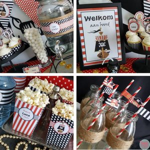 Feestpakket Piraten DIY