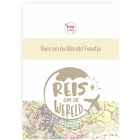 Reis om de Wereld Feestpakket