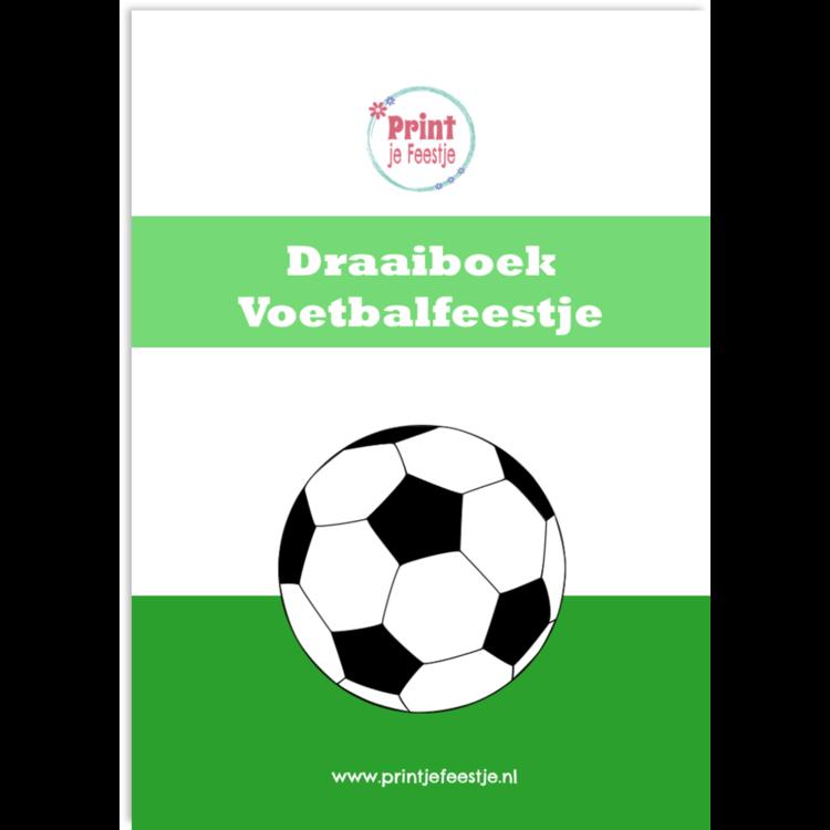 Draaiboek Voetbalfeestje
