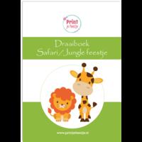 Safarifeestje / Junglefeestje