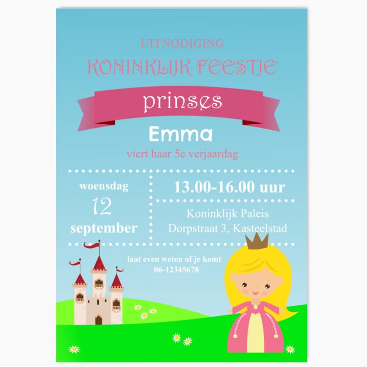 Speurtocht prinsessen