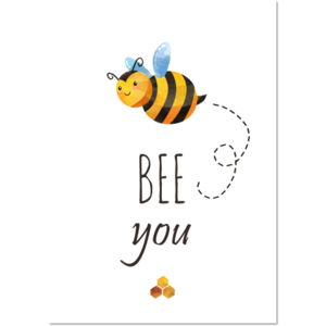 Poster Bee You