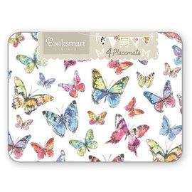 Cooksmart Butterfly Placemats (Per 4st.)