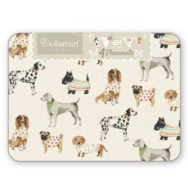 Cooksmart Best in show Placemats (Per 4st.)