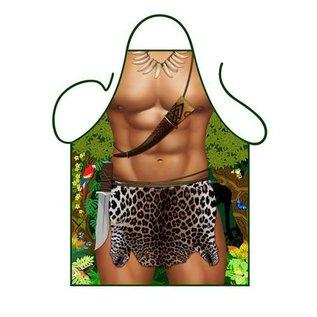 Barbecue schort Tarzan
