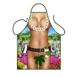 Barbecue schort Sexy tuinvrouw