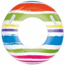 Bestway Opblaasbare zwembad gestreept