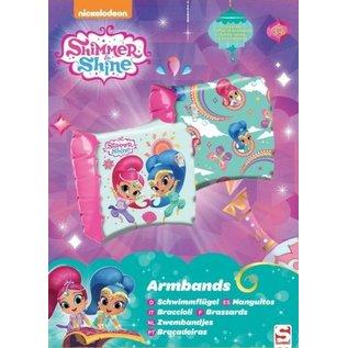 Nickelodeon Shimmer en Shine zwembandjes
