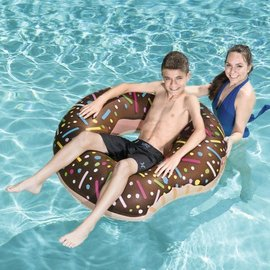 Bestway Zwemband Donut bruin