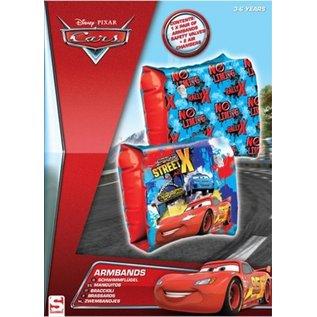Disney Cars zwembandjes met Lightning McQueen en Sally Carrera
