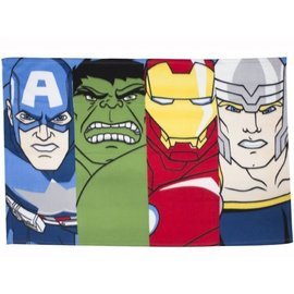 Marvel Comics Avengers fleece deken Lineup