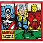 Marvel Comics Avengers speelkleed Retro - 80x80cm