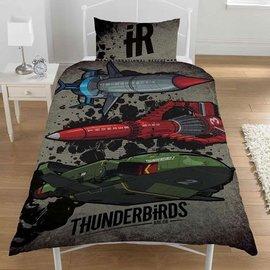 Thunderbirds dekbedovertrek 135x200 cm