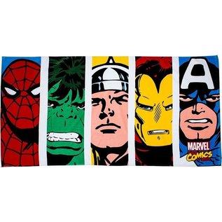 Marvel Comics Avengers Strandlaken 70x140 cm Strike