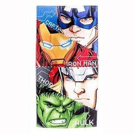 Marvel Comics Avengers Strandlaken 75x150 cm Tech
