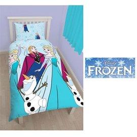 Disney Frozen dekbedovertrek Lights 135x200 cm